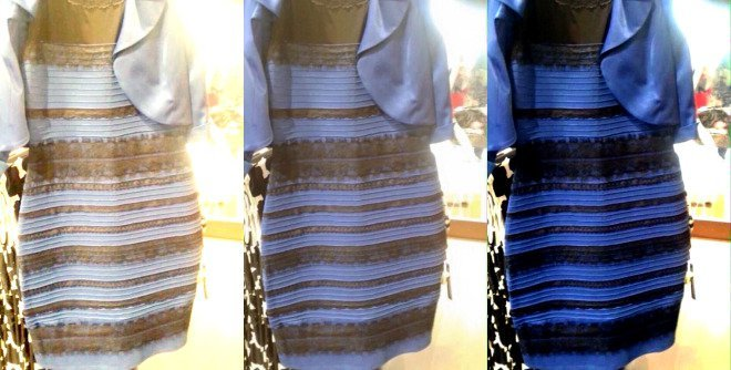 kleed blauw wit